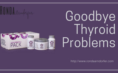 Goodbye Thyroid Issues!